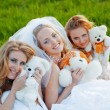 Young brides — Stock Photo #2767885