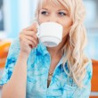Morning coffee — Stock Photo