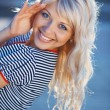Pretty sailor — Stock Photo