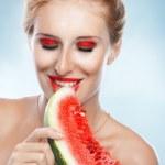 Watermelon — Stock Photo #2772834