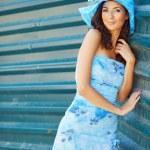 Fashion summer girl — Stock Photo #2776329