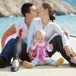 Loving family — Stock Photo #2780261