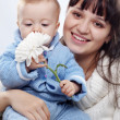 Mother with child — Stock Photo #2782298