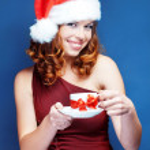 Santa helper — Stock Photo #2782541