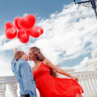 Romantic engagement — Stockfoto