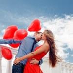 Romantic engagement — Stock Photo