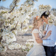 Spring wedding — Stock Photo #2787699