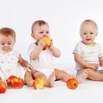 Babies — Stock Photo