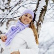 Winter vacations — Stockfoto