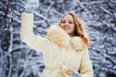 Winter vakanties — Stockfoto