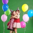 Children birthday — Stock Photo #2790960