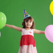 Stock Photo: Children birthday