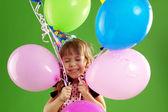 Children birthday — Stock Photo