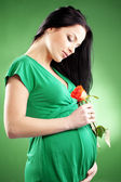 Pregnancy — Fotografia Stock