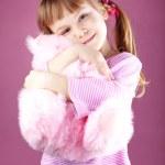 niña adorable — Foto de Stock