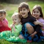 niños felices — Foto de Stock