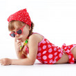 Summer child — Stockfoto