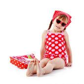 Summer child — Stock Photo