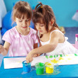Kids drawing — Stock Photo #2987308