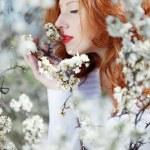 Spring portrait — Stock Photo