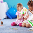Kids drawing — Stock Photo #3047311