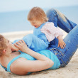 Mother with child — Stock Photo #3131801