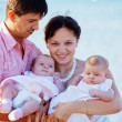 Happy family — Stock Photo #3193807