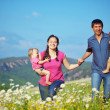 happyfamily — Stockfoto #3267603