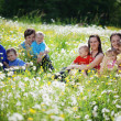 Mothers with children — Stock Photo #3519902