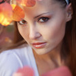 Stock Photo: Autumn beauty
