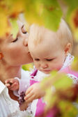 Mother with baby — Foto Stock