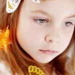 Cute child — Stock Photo