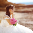 Beautiful bride — Stock Photo #3902203