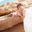 Beautiful bride — Stock Photo #3902214