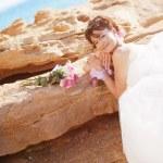 美丽的新娘 — 图库照片