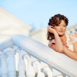 Beautiful bride — Stock Photo #3902229