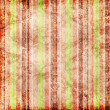 Old striped grunge background — Stock Photo