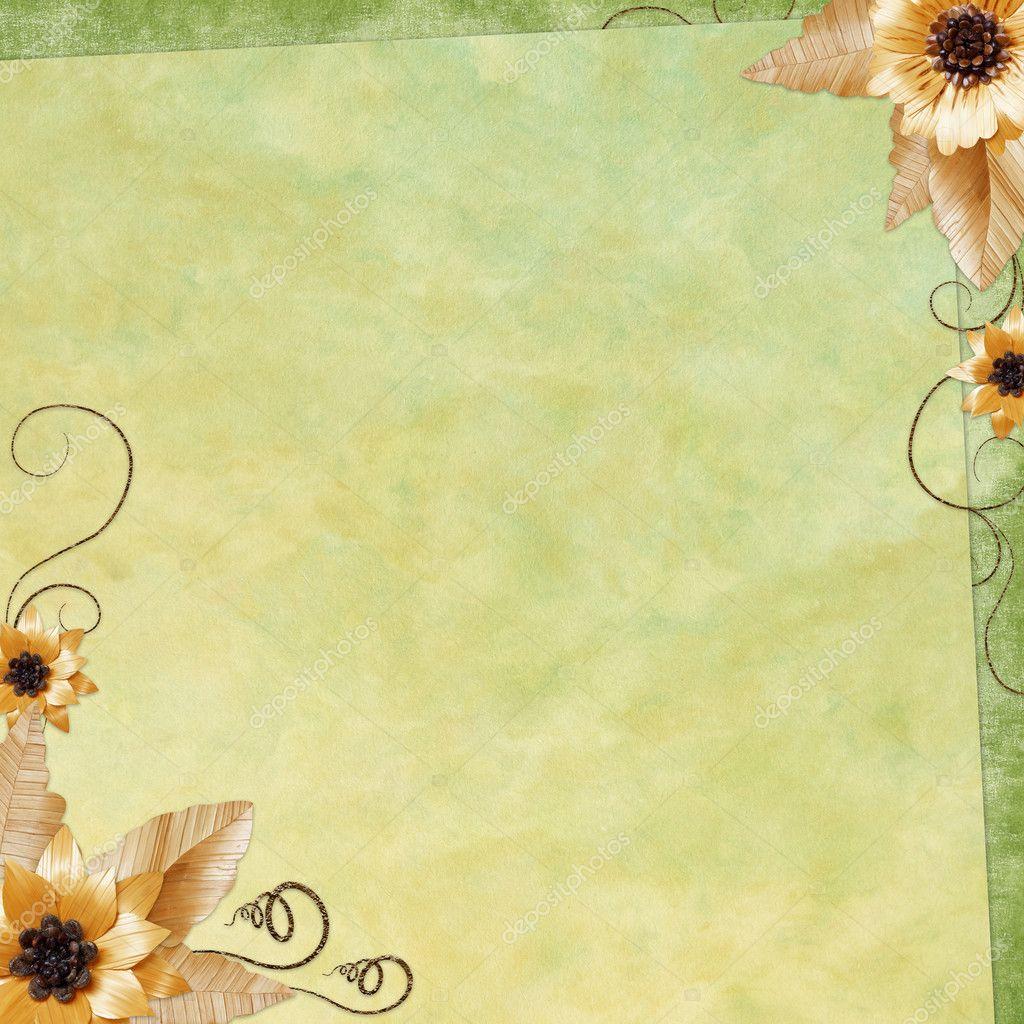 Красивый фон для открытки