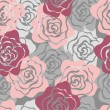 Roses Seamless Pattern — Stock Vector #2984439