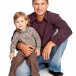 Father and daughter — Stock Photo #4022453