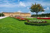 Schonbrunn Palace in Vienna — Photo