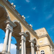 Gloriette, Schoenbrunn Palace, Vienna - Stock Photo