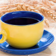 Cup of teor coffee — Stock Photo #2894636