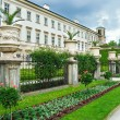 Mirabelle palace and gardens in Salzburg. Austria — Stock Photo #3318460