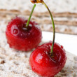 Sweet cherry — Stock Photo #3323650