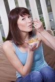 Colazione di vitalità — Foto Stock