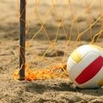 Amaç ve topu — Stok fotoğraf