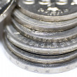 Russian coins — Stock Photo #3552507
