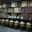 Stock Photo: Puer tea shop