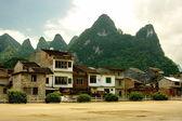 Yangshuo hills — Stock Photo